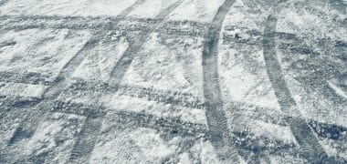 Do I have a personal injury claim if I slipped and fell on ice in a parking lot?