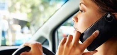 Talking Hands-Free is Still Distracted Driving