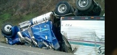 Truck accidents: who is at fault?